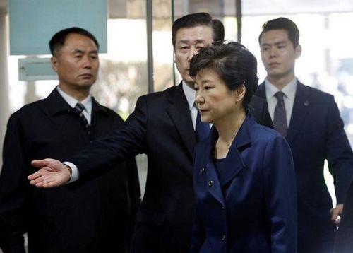 Hàn Quốc sẽ truyền hình trực tiếp phiên toà tuyên án bà Park Geun-hye - Ảnh 1
