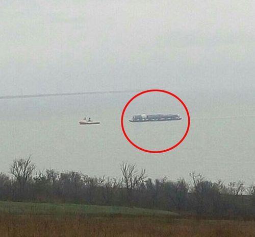 Lộ vũ khí bí mật của Nga ngoài khơi bán đảo Crimea - Ảnh 1