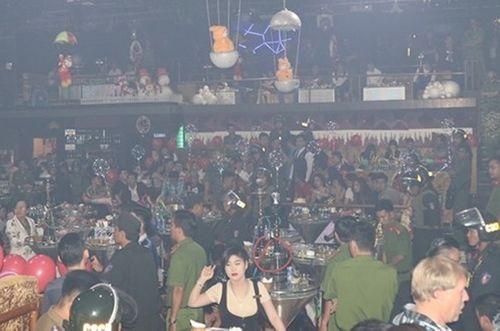 """Phát hiện nhiều """"dân chơi"""" dương tính ma túy tại quán bar tai tiếng ở Cần Thơ - Ảnh 1"""
