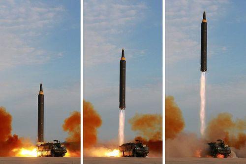 Triều Tiên xác nhận hoàn tất chương trình vũ khí hạt nhân - Ảnh 1