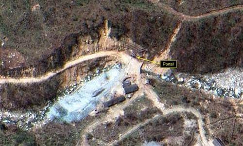 Triều Tiên công bố kế hoạch đóng cửa bãi thử hạt nhân - Ảnh 1