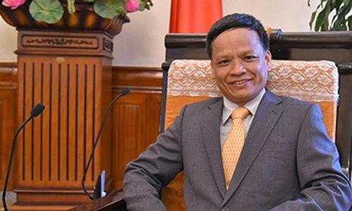 Đại diện Việt Nam làm Phó Chủ tịch thứ hai của Ủy ban Luật pháp Quốc tế LHQ - Ảnh 1
