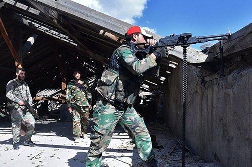 Syria đánh bật IS, kiểm soát hoàn toàn Damascus sau 7 năm - Ảnh 1