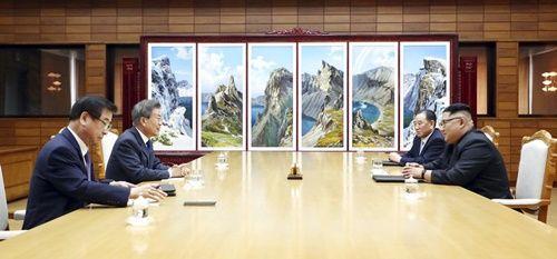 Hôm nay (26/5), Tổng thống Hàn Quốc và lãnh đạo Triều Tiên bất ngờ tổ chức gặp mặt - Ảnh 4