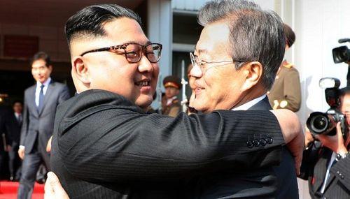 Hôm nay (26/5), Tổng thống Hàn Quốc và lãnh đạo Triều Tiên bất ngờ tổ chức gặp mặt - Ảnh 1
