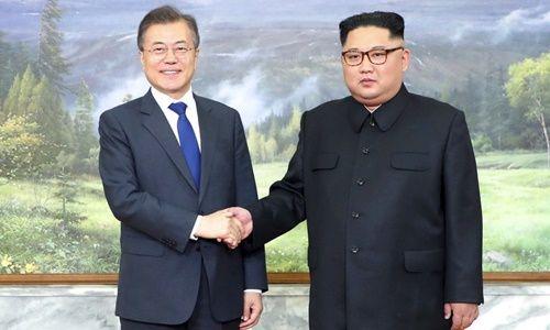 Hôm nay (26/5), Tổng thống Hàn Quốc và lãnh đạo Triều Tiên bất ngờ tổ chức gặp mặt - Ảnh 3