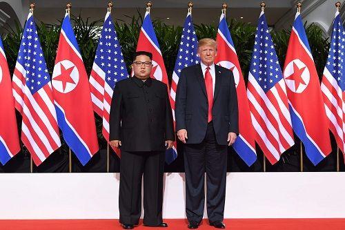 Ông Trump tuyên bố lệnh trừng phạt Triều Tiên chưa được dỡ bỏ - Ảnh 5