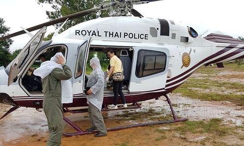 Chiến dịch cuối giải cứu đội bóng nhí Thái Lan: Toàn bộ 12 cầu thủ và huấn luyện viên đã ra khỏi hang an toàn - Ảnh 6