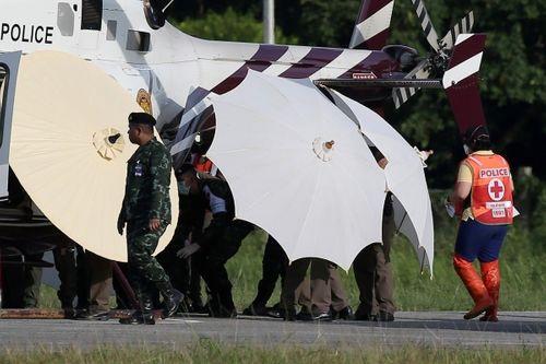 Thành viên thứ 8 đội bóng nhí Thái Lan được giải cứu, chiến dịch thứ hai kết thúc - Ảnh 3