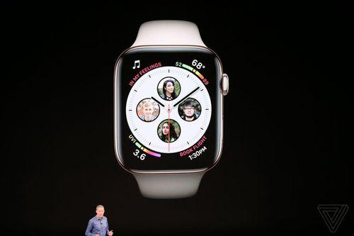 """Apple Watch Series 4 ra mắt: Nhiều tính năng """"độc"""", giá từ hơn 9 triệu - Ảnh 3"""