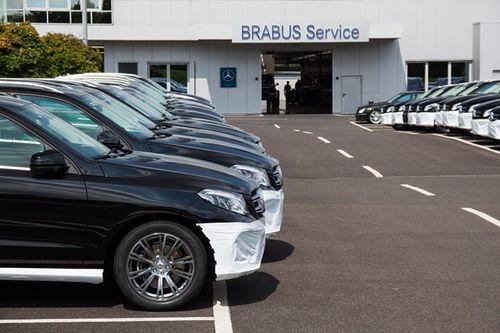 Những điều ít biết về hãng độ xe lớn nhất thế giới Brabus - Ảnh 2