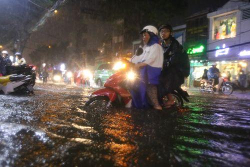 9 tuyến phố ở TP. Hồ Chí Minh có thể bị nhấn chìm vì triều cường - Ảnh 1