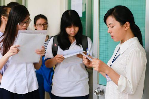 TP HCM sẽ tổ chức thi thử tốt nghiệp THPT quốc gia trong năm học 2016-2017 - Ảnh 1