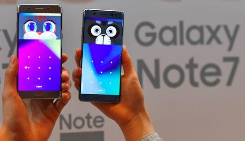 Mỹ cấm hành khách mang Galaxy Note7 trên mọi chuyến bay - Ảnh 1
