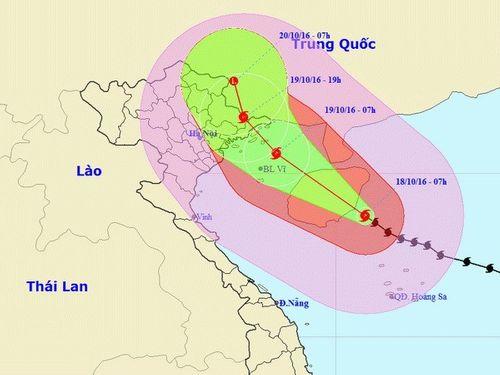 Sở GD-ĐT Hà Nội chỉ đạo các trường học chủ động phòng chống bão số 7 - Ảnh 1