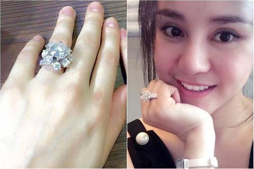 """Người đẹp yêu đại gia Việt, ai có trang sức kim cương """"khủng"""" hơn? - Ảnh 6"""
