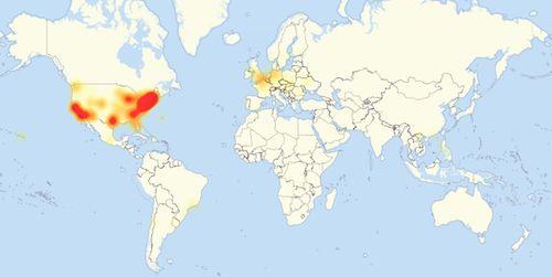 """Hacker """"tổng tấn công"""" DDos vào Dyn, nhiều website nổi tiếng bị tê liệt - Ảnh 2"""
