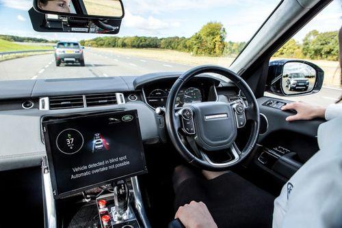 Ford bắt tay hợp tác với Jaguar Land Rover - Ảnh 2