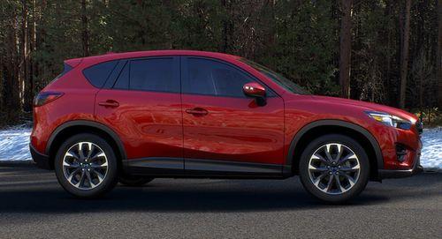 Hình ảnh đầu tiên về Mazda CX-5 thế hệ mới - Ảnh 2