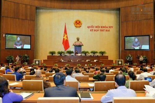 Chuyện công chức hành hung lên bàn nghị sự Quốc hội - Ảnh 1