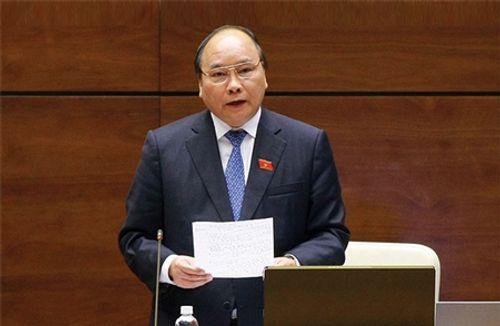 Thủ tướng Nguyễn Xuân Phúc: Quyền lực phải được kiểm soát - Ảnh 1