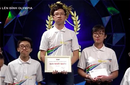 """""""Cậu bé Google"""" vào vòng chung kết năm Olympia lần thứ 17 - Ảnh 1"""