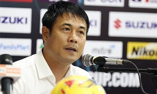 HLV Hữu Thắng thừa nhận: Việt Nam thắng Myanmar nhờ may mắn - Ảnh 1