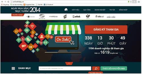 Đảm bảo chất lượng hàng khuyến mại trong Online Friday 2016 - Ảnh 1