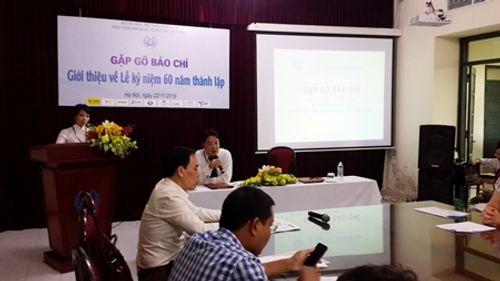 Học viện Âm nhạc Quốc gia Việt Nam tổ chức chuỗi hoạt động kỷ niệm 60 thành lập - Ảnh 1