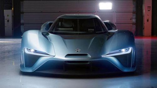 Trung Quốc lên kế hoạch sản xuất xe điện nhanh nhất thế giới - Ảnh 1