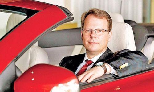 Giám đốc kỹ thuật của Volvo về đầu quân cho Audi - Ảnh 1