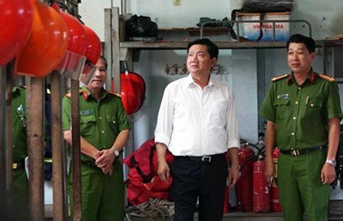 Ông Đinh La Thăng yêu cầu thuê trực thăng chữa cháy - Ảnh 2
