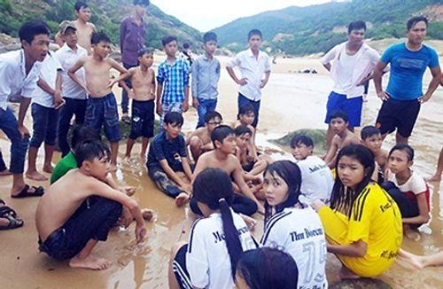 Thầy giáo Đại học An ninh nhân dân cứu 3 học sinh đuối nước - Ảnh 1