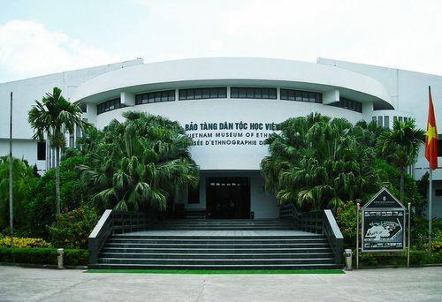 Miễn phí thăm quan Bảo tàng Dân tộc học Việt Nam cho trẻ em dưới 6 tuổi - Ảnh 1
