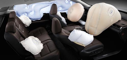 Lexus bất ngờ triệu hồi 2 mẫu xe sang tại Việt Nam để sửa túi khí - Ảnh 1