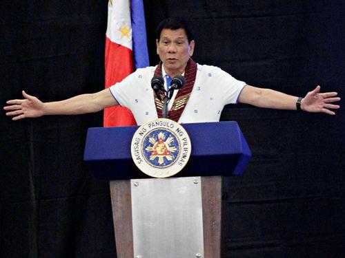 Philippines tuyên bố không cần viện trợ khổng lồ của Mỹ - Ảnh 1