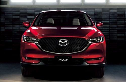 """Mazda công bố giá bán """"lính mới"""" CX-5 phiên bản 2017 - Ảnh 1"""