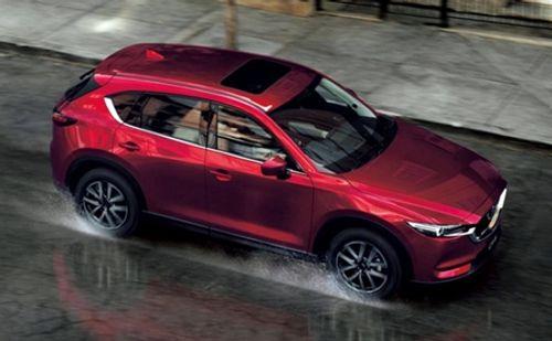 """Mazda công bố giá bán """"lính mới"""" CX-5 phiên bản 2017 - Ảnh 2"""