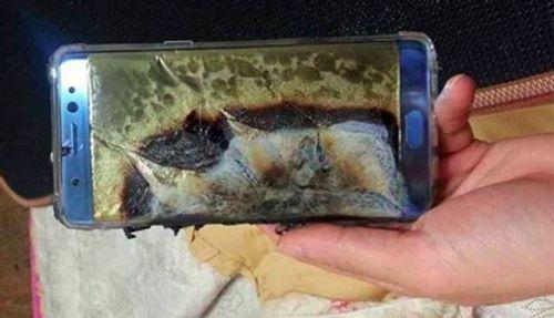 """Samsung """"giữ chặt"""" bí mật khiến Galaxy Note7 cháy nổ liên tiếp - Ảnh 1"""
