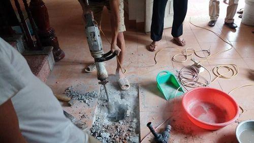 Xác định nguyên nhân nền nhà ở Long Biên nóng bất thường - Ảnh 1