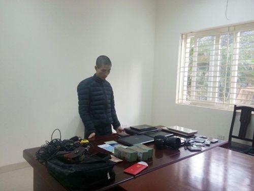 Gã thợ làm rèm trộm cắp gần 2 tỷ đồng ở các khu chung cư - Ảnh 1