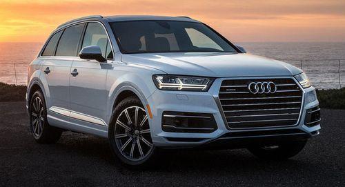 Audi Q7 thế hệ mới vừa ra mắt đã bị triệu hồi - Ảnh 1