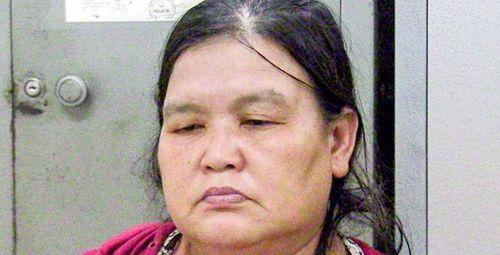 Người phụ nữ 50 tuổi mới ra tù đi trộm 22 áo dài - Ảnh 1