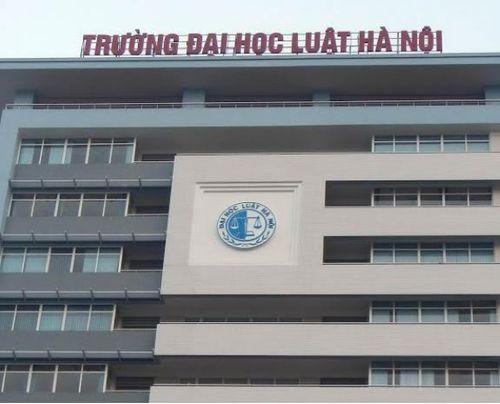 """""""Lật lại"""" lùm xùm thi tuyển Hiệu trưởng Đại học Luật Hà Nội - Ảnh 1"""