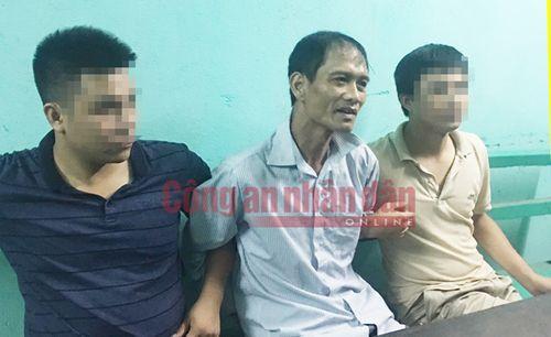 Cuộc hỏi cung đầu tiên đối tượng gây trọng án ở Quảng Ninh - Ảnh 2