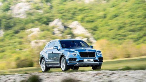 Xe sang Bentley Bentayga sẽ được trang bị động cơ diesel - Ảnh 1