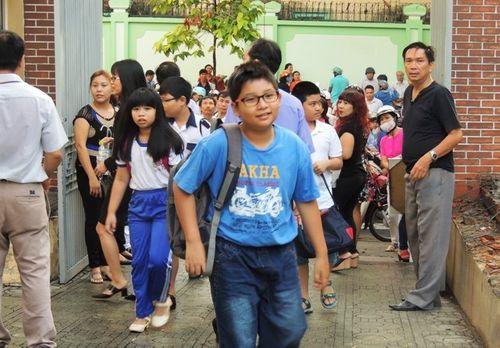 TP. Hồ Chí Minh không cấm hoàn toàn dạy thêm, học thêm - Ảnh 1