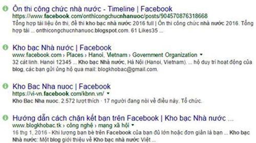 Kho bạc Nhà nước bị giả website để lừa tiền, đánh cắp thông tin cá nhân - Ảnh 1