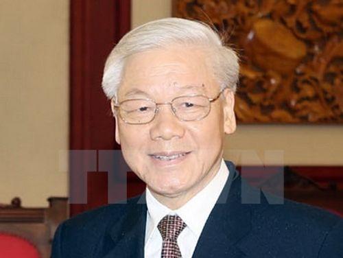 Tổng Bí thư Nguyễn Phú Trọng thăm chính thức nước CHND Trung Hoa - Ảnh 1