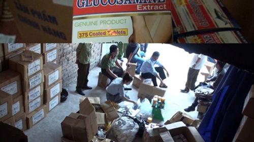 Bắt 3 đối tượng trong đường dây làm giả 20.000 hộp thực phẩm chức năng - Ảnh 1